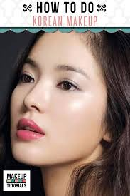 dying to know about whats in for korean makeup trend and to learn about korean makeup