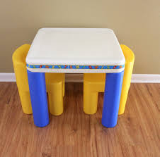 fisher price table and chairs little tikes table and chairs set best home chair decoration
