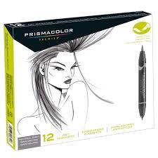 prismacolor premier double ended brush tip marker sets jerry u0027s