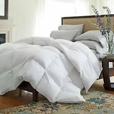 White Down Comforters Heavy Down Comforter Ebay