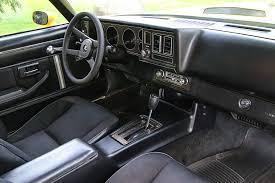 1989 Corvette Interior Next Wave Of Collectible Camaros 1980 Chevrolet Camaro Z28 And