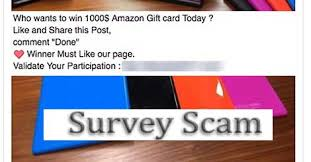 win gift cards win a 1000 gift card survey scam hoax slayer