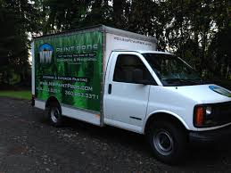 nw paint pros truck graphics u2013 vinyl lab nw sign company