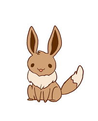eevee animation by michellescribbles on deviantart