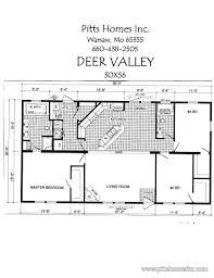 deer valley mobile home floor plans 2015 deer valley wl6006 mobile 6w pitts homes inc in hermitage