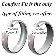 8mm ring size king will mens 8mm tungsten carbide ring black lord of the rings