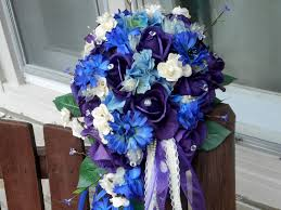 Blue Roses For Sale Royal Blue And Silver Flowe Decorating Of Party