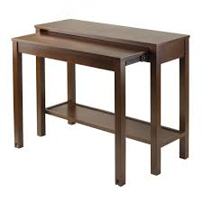 Console Dining Table Dining Dining Room Modern Expandable Tables And Chair On Berber
