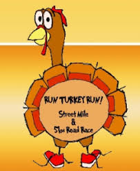 run turkey run a thanksgiving day food bank benefit simply