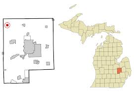 List Of Cities Villages And Townships In Michigan Wikipedia by Montrose Michigan Wikipedia
