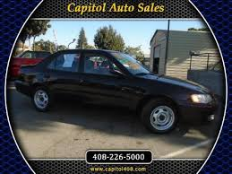 toyota corolla 2001 sedan used 2001 toyota corolla for sale pricing features edmunds