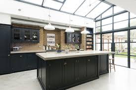 cuisine style atelier industriel verrière extérieure atelier pour conférer à la maison un aspect