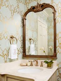 32 best beautiful powder rooms images on pinterest bathroom