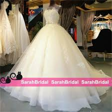 wedding dress qatar discount appliques length bridal gowns for cinderella