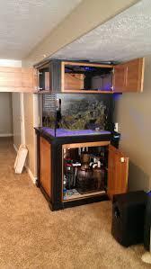 Wohnzimmertisch Aquarium Die Besten 25 55 Gallon Aquarium Stand Ideen Auf Pinterest 55