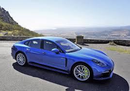 Porsche Panamera Facelift - review 2018 porsche panamera 4 e hybrid could be the car that has