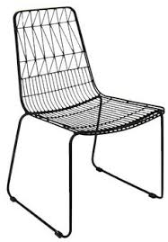 Net Chair Outdoor Chairs For Pairing With Zen Table So Fun Modern Chair