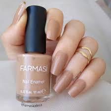 light brown nail polish buy farmasi nail polish light brown online at best price in nepal