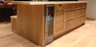 oak and sycamore kitchen island nathan millar furniture