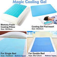 cool bed pad ebay