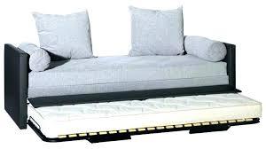 canapé lit en mousse banquette lit bultex canape banquette lit dangle confort mousse ou