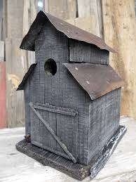 free images of birdhouse benches decorative bird house plans id love a bird house on a big pole in my yard barn birdhouse made like an old stable rustic look and antique looking tin roof