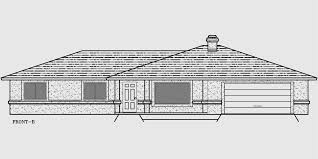one story house plans ranch house plans 4 bedroom house plans