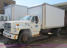ford f700 truck 1994 ford f700 box truck item k5664 sold july 7 governm