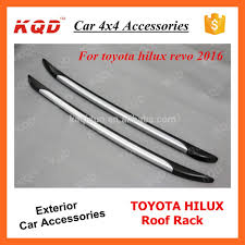 toyota products kqd new products toyota hilux revo vigo 2016 roof rack car roof