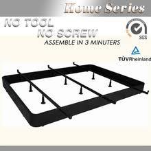 Hotel Bed Frame Foshan Lushang Hardware Co Ltd Metal Bed Bed Frame
