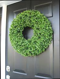 25 unique artificial boxwood wreath ideas on faux