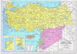 Syria Turkey Map by Will Northern Syria Become Another Northern Cyprus Aljazeera