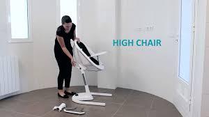 orchestra chaise haute moon la chaise haute évolutive par mima