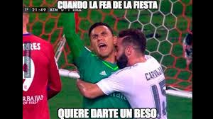 imágenes del real madrid graciosas real madrid y los más graciosos memes del empate ante atlético de