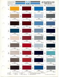 ford interior color codes brokeasshome com