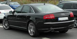 file audi a8 d3 ii facelift rear 20100725 jpg wikimedia commons