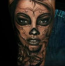 the 25 best skull face tattoo ideas on pinterest skull sleeve