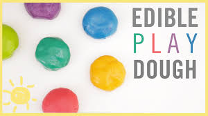 edible photos diy edible playdough best recipe