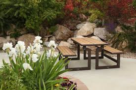 Lifetime Outdoor Furniture Lifetime Convertible Picnic Table Bench Patio Table