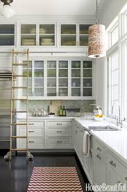 narrow kitchen design ideas small kitchen 9 shining inspiration rolling ladder