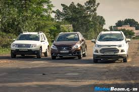 renault suv 2015 suv car sales in india in august 2015 hyundai creta shines