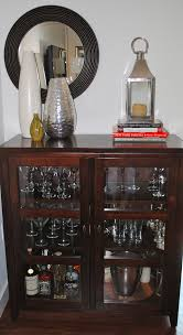 Gray Bar Cabinet Bar Using A Liquor Cabinet Fashionable Hostess Fashionable
