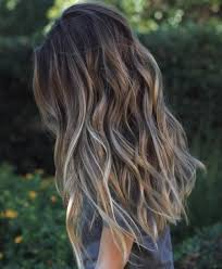 shades of high lights and low lights on layered shaggy medium length 40 shades of grey silver and white highlights for eternal youth