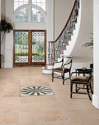 Foyer by Tile Flooring First Impressions Start With The Foyer