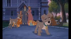 lady tramp ii 2001 final scene