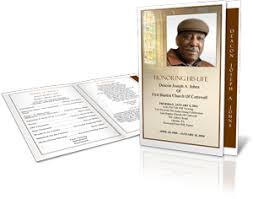 beautiful funeral programs funeral program design gallery funeral program template designs