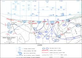 D Day Map Hyperwar Us Army In Wwii Cross Channel Attack