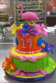 Tropical Themed Cake - children u0027s birthday cakes maryland md washington dc cakes virginia