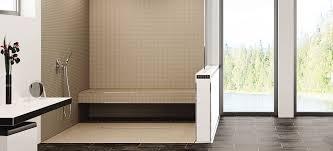 barrier free bathroom design barrier free bathrooms schluter