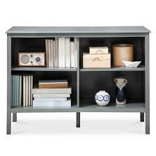 Bookcase Furniture Windham Horizontal Bookcase Threshold Target